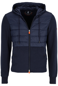 CONNOR-HOODED JACKET