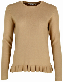 """Bluse """"Knitted Long Sleeve Top"""""""
