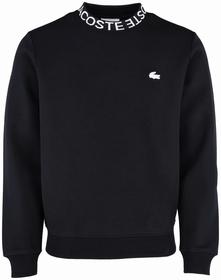 Sweatshirt aus Baumwollmischung mit LACOSTE-Schriftzug