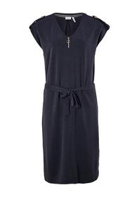Leichtes Kleid aus Modalmix