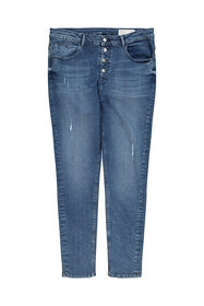 Jeans mit Button-Fly