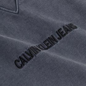 Sweatshirt aus Bio-Baumwolle mit kurzen Ärmeln