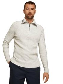 Pullover mit recyceltem Polyester