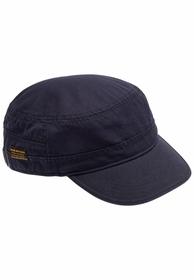 Military Cap aus reiner Baumwolle