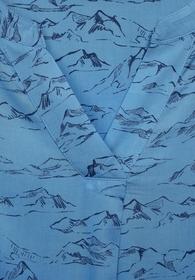 """Bluse """"Mountain Print"""""""