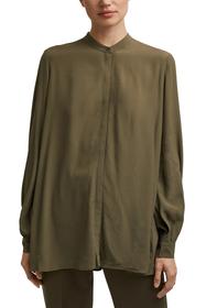 Längere Tunika-Bluse mit LENZING™ ECOVERO™