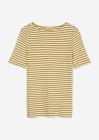 T-shirt, short sleeve, boat neck, s