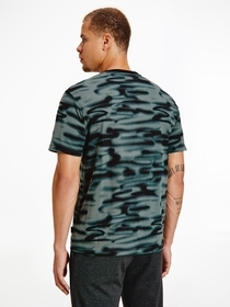 ICONIC ABSTRACT RELAXED T-SHIRT