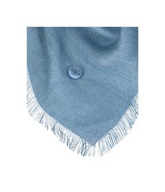 Schal aus Leinen-Viskose-Mix