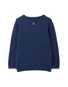 Geegee Origineller Strick-Pullover