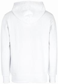 Kapuzen-Sweatshirt aus Baumwollfleece