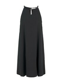 tencel halterneck mini dress