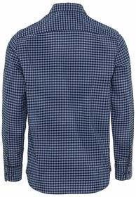 Langarm Hemd aus reiner Baumwolle