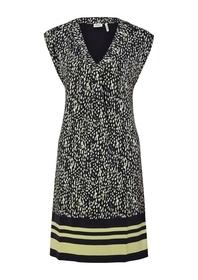 Gemustertes Kleid aus Jersey