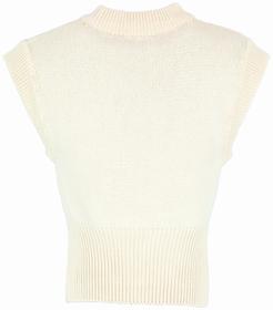 """Knitted Vest """"Meg"""""""