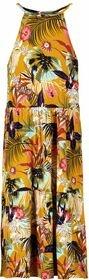 Kleid mit Allover Print