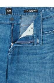 """Slim-Fit Jeans """"Delaware3-1"""" aus italienischem Denim mit Bio-Baumwolle"""