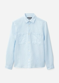 Overshirt,long sleeve,two chest poc