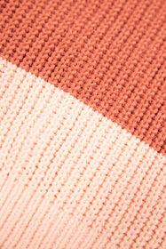 Pullover im Farbblockdesign