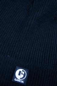 Beanie mit Logo-Patch