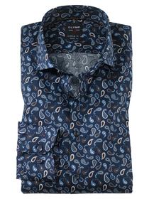 2076/64 Hemden, indigo, S