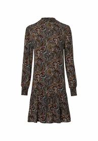Kleid mit Paisleydruck
