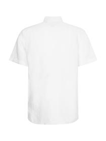 Leinen-Hemd mit kubanischem Kragen