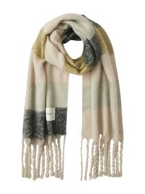scarf chunky striped