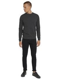 basic structure sweater