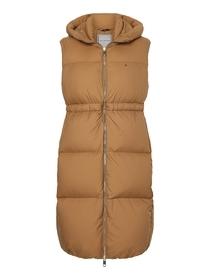 Nylon Down Puffer Vest