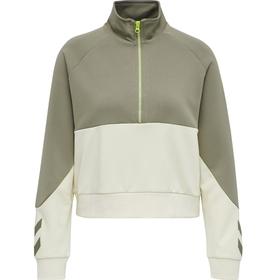 """Sweatshirt """"Estrid Half Zip"""""""
