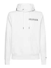 Hilfiger Logo On Hood  Hoody