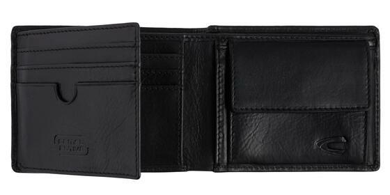 Japan jeans wallet, cognac