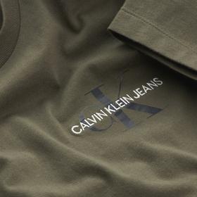 Logo-T-Shirt aus Bio-Baumwolle