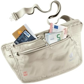 "Hüftbeutel ""Security Money Belt L-RFID BLOCK"""