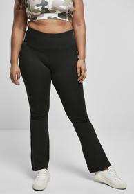 Ladies Organic Interlock Bootcut Leggings
