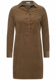 TOS Solid Cord Dress