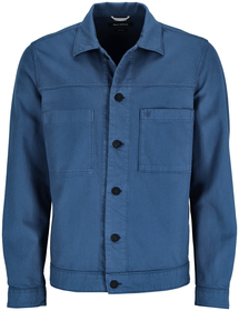 Overshirt in robuster Twill-Qualität
