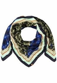 Multicolor Tuch aus Modal