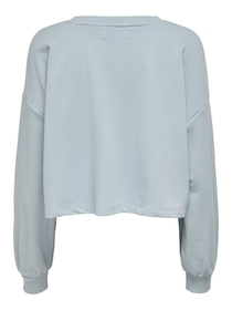 "Sweatshirt ""Onllaila L/S Cropped College Sweat"""
