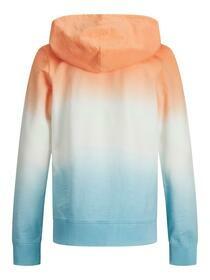 Sweatshirt mit Batikprint
