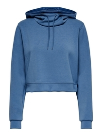 """Cropped Sweat Hoodie """"Onpdess"""""""