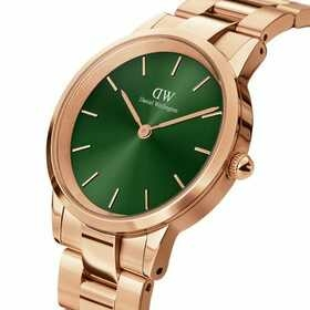 "Uhr ""Iconic Emerald Green DW00100419"""