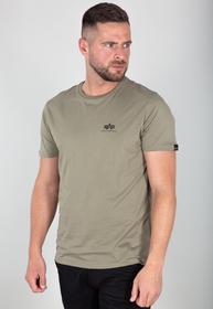 "Basic T-Shirt ""Logo Reflective Print"""