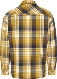Relaxed Fit Karo-Overshirt