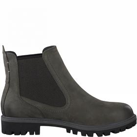 Leder Chelsea Boot