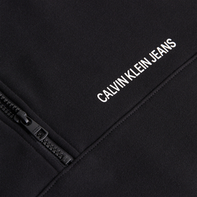 """Sweatshirt """"Plus Vertical Logo Half Zip"""""""