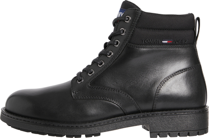 Classic Short Lace Up Boot