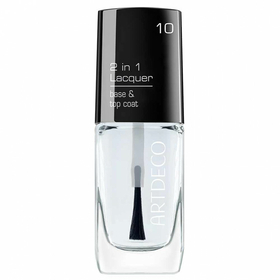 2 IN 1 LACQUER 10 ML