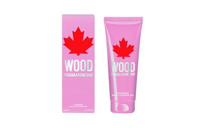 """""""Wood Pour Femme"""" Duschgel 200 ml"""